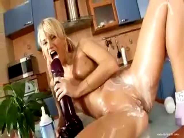 Internal cumshot female ejaculation
