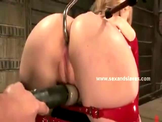 extreme anal sex
