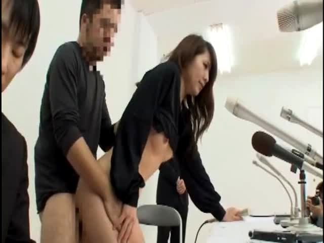 Japanese news porn uncensored-6963