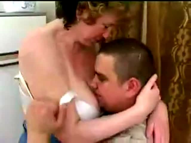 Grandmothers gets taboo sex visits from grandsons 8