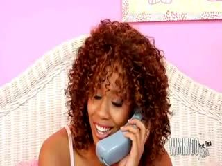 Misty Stone In Not The Cosbys