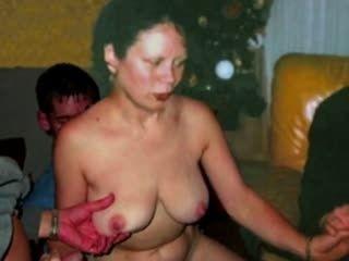 Groped Wife Tits. Le Cocu De Michel Steuve Regarde Sa Femme Colette Choisez Se Faire Baiser