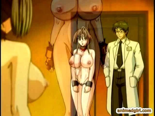 Big Tits Teen Threesome