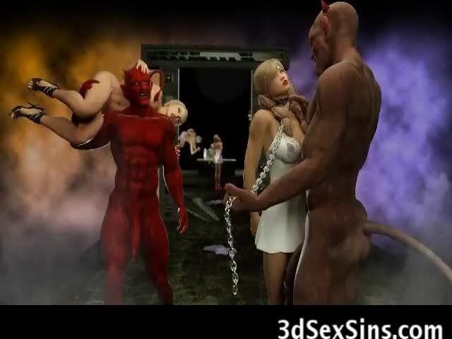 satan fuck girl porn