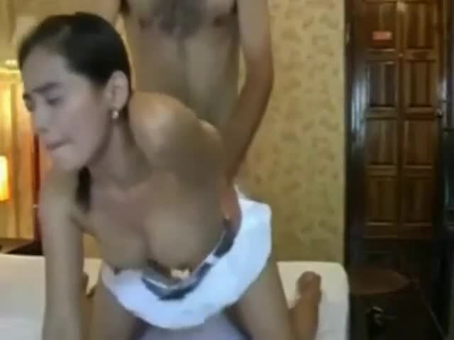 Teen Doggy Style Loud Moaning