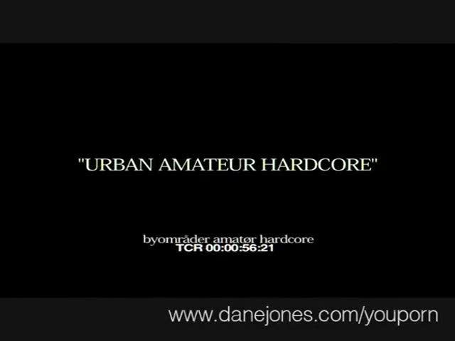 urban amatuer porn