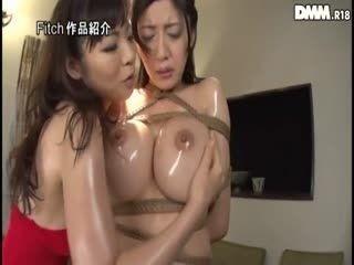 Big Tits Hardcore Lesbian S & M (JUFD428)
