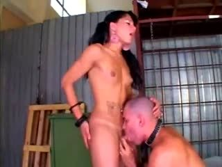 Teen Latina Brunette Is Hot Bitch In Action