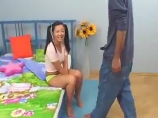 image Amateur kazach teen and black dick anal rinsing a teeth