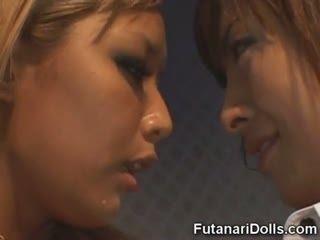 Futanari Fucks Girl in a Club!
