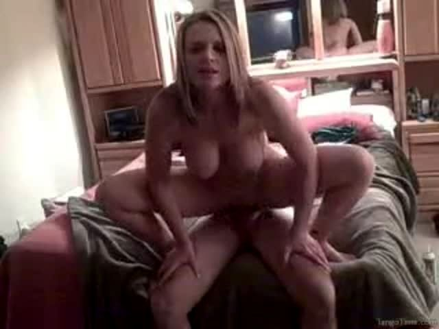 Amateur blonde talks dirty fucked hot 2