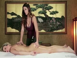 Agm 14 08 04 Alison Tyler And Brandi Love Meditation Massage