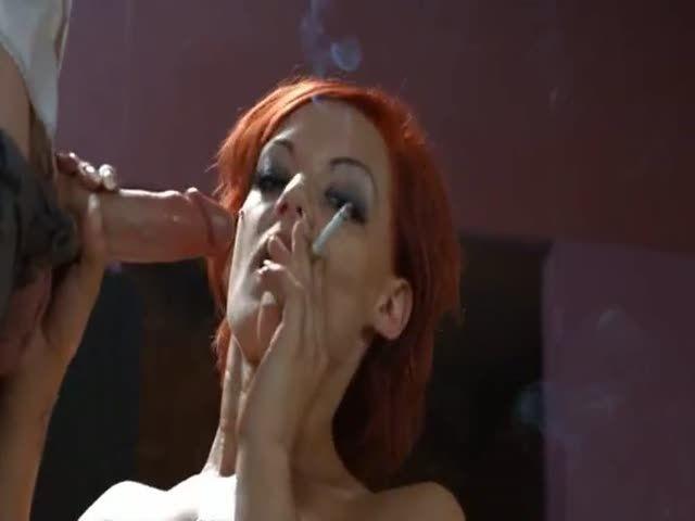 Lou Lou Smoking Porn