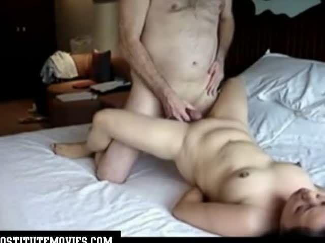 Yuu grinds her pussy and then has her pussy banged in an org