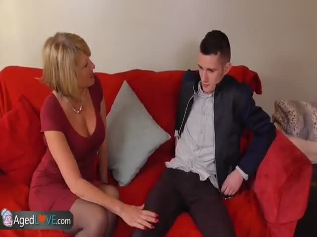 Agedlove christina is chubby which knows how to get it 2