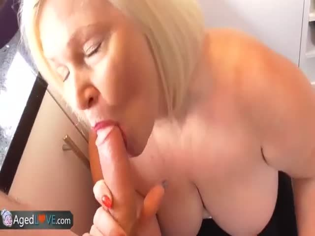 Agedlove fat mature honey hardcore with sam bourne 5
