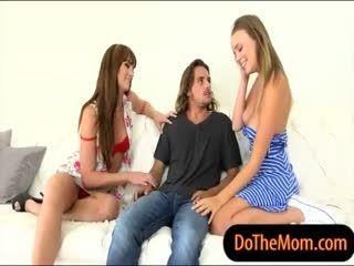 Two Kinky Women Sharing On Wam Jizzum