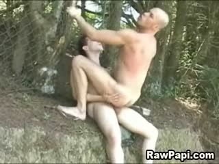 Awesome Outdoor Latino Hardcore Anal Sex