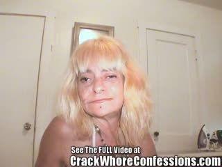 Crackwhoreconfessions Patsy 5min