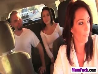 MamFuck 21 07 2016 Teen Daisy Summers And Her Hot Mom Fucked By 1 Cock HD