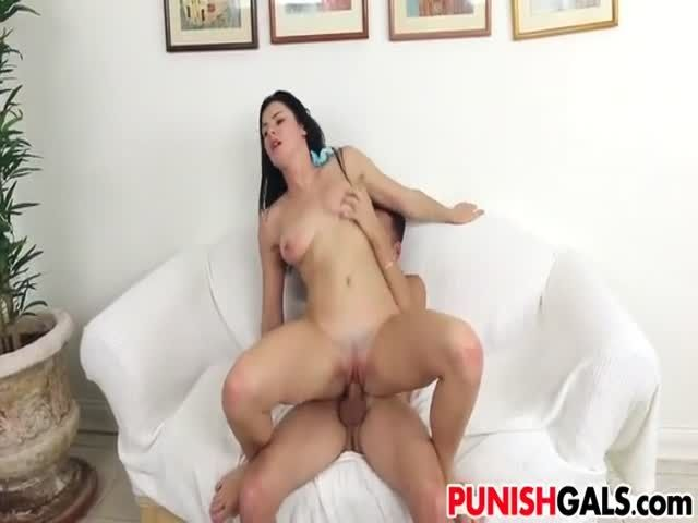 Teen thief kymberlee anne gets cock punishment 2