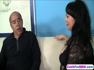 CashForBBW 12 08 2016 Bbw Betty Paige Gets Her Fat Tits Cum Glazed HD