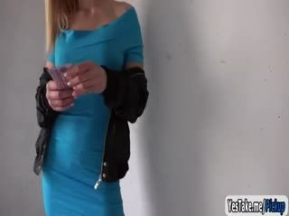 Helena fucks for a fist full of cash