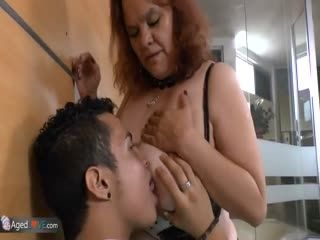 Agedlove big boobed senior gloria hardcore - 3 part 4