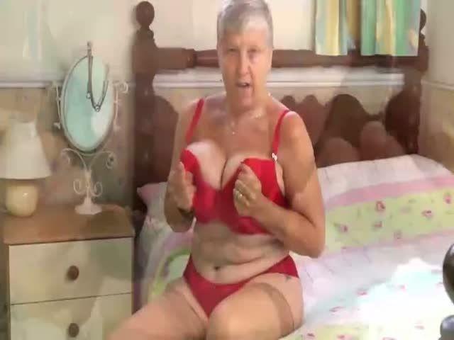 Europemature busty chubby solo toying masturbation 3
