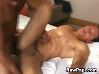 Bareback Fucking With Hot Gay Latin
