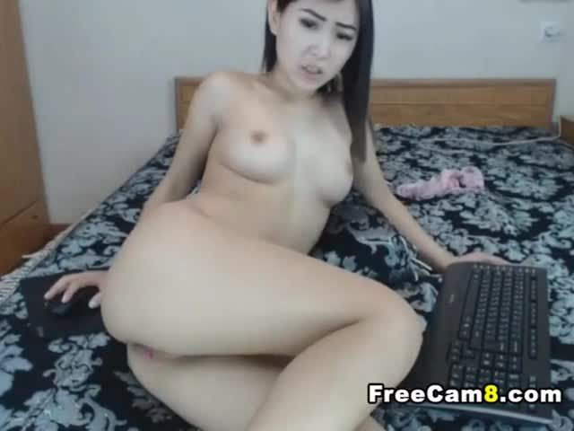 Teen babe exited fucking
