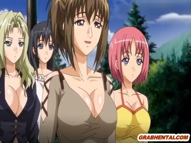3d Hentai Big Tits Blowjob