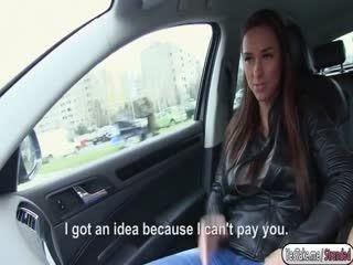 Victoria trades sex for a free ride