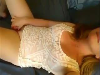 selfie of my huge masturbation orgasm