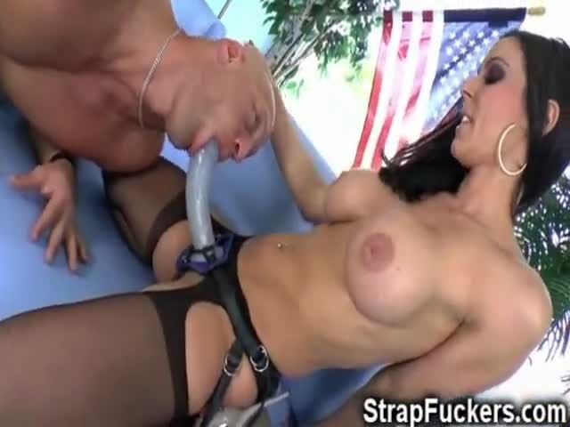 femdom ass to mouth