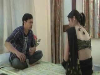 Indian Bhabhi Exposing Big Tits - HotShortFilms.com