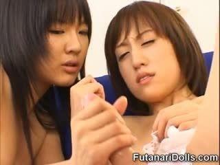 Perfect Teen Futanari Babes!