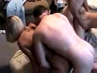 Hot Young Swingers Having Sex