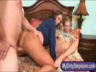 Eva Notty And Allie Rae Shared A Shaft