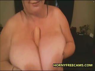 Just Mega Monster Natural Tits