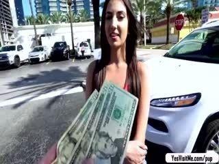 Sexy Aubrey Gets Her Pussy Banged