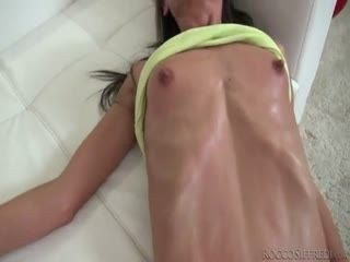 Evil Angel - Nataly Gold C - Rocco One On One
