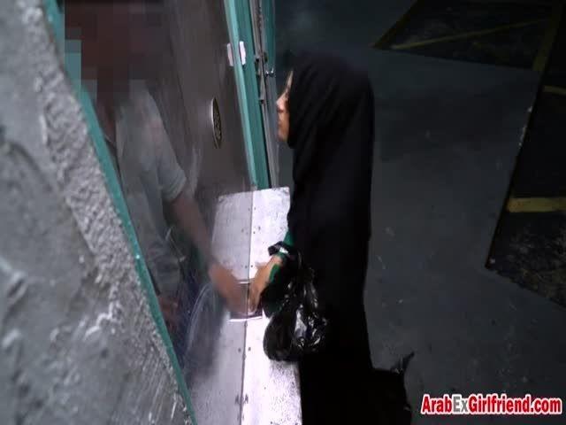 Desperate Arab Woman Fucks For Money