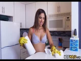 My Latina Maid is Sexy