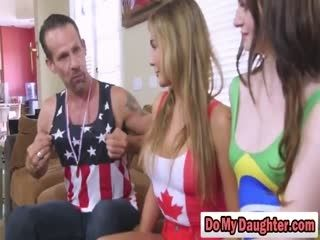 Domydaughter 27 2 17 Daughterswap Blair Williams And Maya Kendrick Full Hi 2