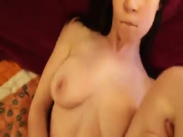 image Pov of camgirl fucking amp sucking big cock for a facial