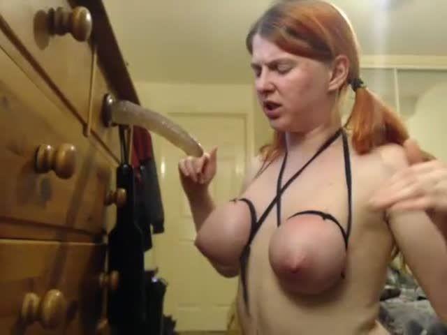 girl flashes boobs on webcam