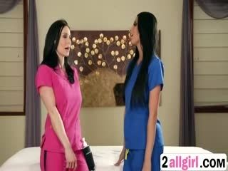 2allgirl 3 5 217 French Girls A Knockout Kendra Lust And Anissa Kate 2