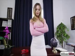 Jillian gets horny and fucked by bf