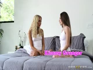 Kimmy Granger And Naomi Woods From Snoring To Whoring